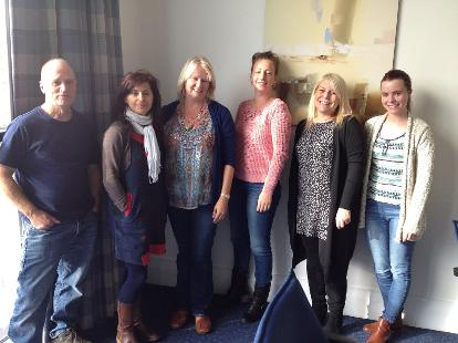 Teach Therapy, Newport, October 2014